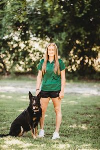 Mesa Woodland West Pet Care Staff team lead for boarding and doggy daycare